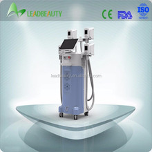 Super cooling systerm salon use professional cool cryolipolysis fat weight loss body massage vibrator machine