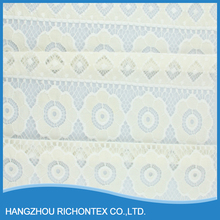 2015 Anti-Static Shrink-Resistant Embroidered Lace Fabric