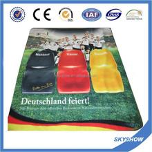 Custom sublimation heat transfer print blanket