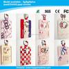 Hello kitty Pattern belt clip case for ipad mini smart case