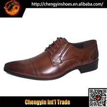Brand design popular italian style dress men shoes