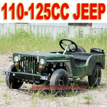 110cc Jeep ATV