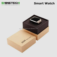 2015 new design dz09 multifunction bluetooth smart watch support android ios mobile phone