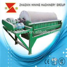 Mining magnetic drum separator machine for sale from China