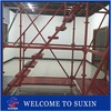 Ring Lock System Scaffolding Standard High Quality Galvenized Vertical Suxin