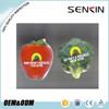Fruit / Vegetable Shape Compressed T-shirt Custom your logo cotton compress t shirt