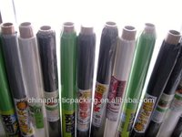 LDPE agriculture blue film in roll export to Japan