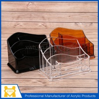 Manufacturer supply acrylic display stand with led light