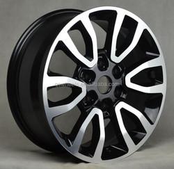 new style 17 inch 6x139.7 alloy wheel rim suv 4x4 car wheels