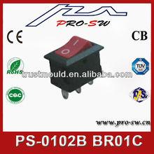 самый маленький красный автомобильные электрические в ходе контакта перекидной переключатель