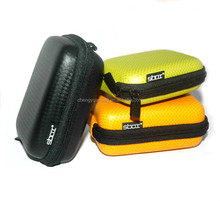Hard Shock Resistant Compact Digital Camera Case Double Zipper Protective Bag