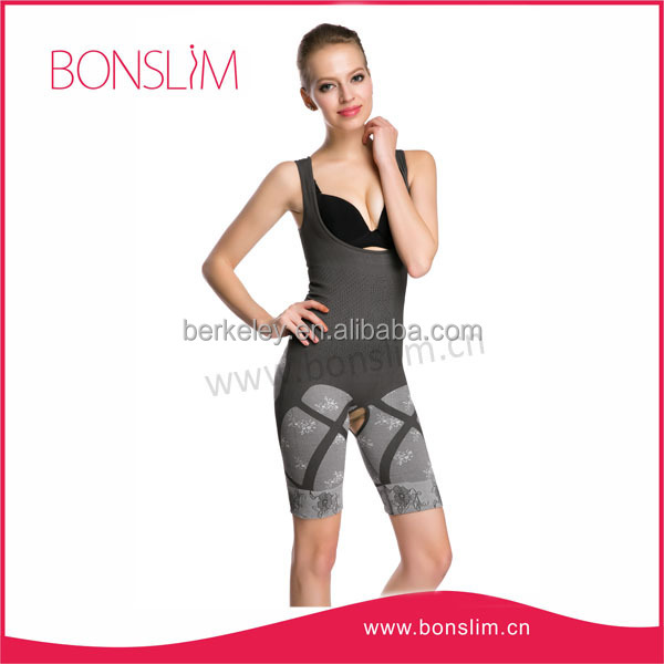 WB903B EcoFriendly Sexy Women Natural Bamboo Charcoal Slimming Body Shaper4.jpg