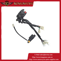 KINGTOMO spare parts motorcycle handle switch for bajaj boxer