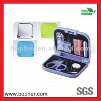 plastic small hotel sewing kit