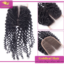 alibab china supplier raw curly hair virgin deep curly hair weft malaysian curly hair with closure middle part lace top closure