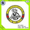 Metal Custom Popular design promotional soft enamel badge