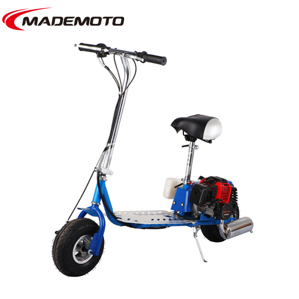 Gas powered epa ce approved china best brand mini gas for Gas powered motorized scooter