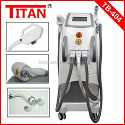 best quality!!! E-Light IPL RF Skin Care Beauty Equipment for Permanent Hair Removal