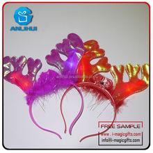 Economic products led flashing hair hoops