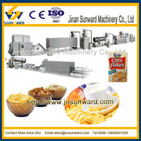 Promotional stainless steel corn flakes manufacturer with CE