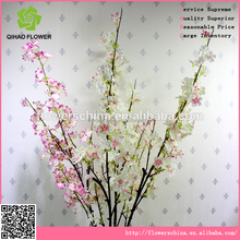wholesale artificial trees cherry peach blossoms japanese sakura pink flowers branch