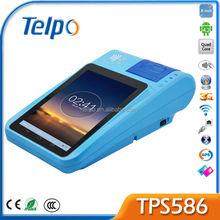 Telpo TPS586 parking coupon management system