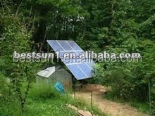 150w HOT Sale Green Energy Solar Home System For Home Use