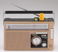 Hot cheap FM radio with USB/SD card player