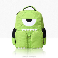 Owl Zoo Pack Little Kid Backpack In Green