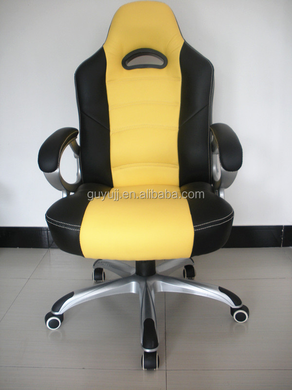 Y-2861 Modern Leather Lifting Computer Desk Chair/Office Chair/Meeting Room Chair