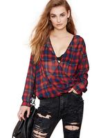Newest Cheapest girls casual designer printed tops