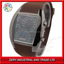 R36 China wholesale( ^_^ ) Best sale Man watch gift set , Digital movement watch gift set