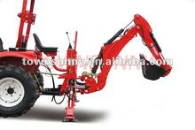 High quality Hydraulic backhoe for tractor with CE for sale