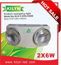 UL CUL new patent kilyn fashion KLN-YJ950-2*6W led emergency light bar
