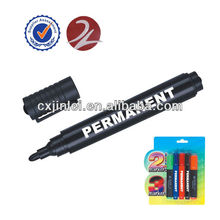 Non-xylene Colored Permanent Marker Pen
