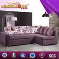 Estilo italiano sofá de mobiliário de design / estilo italiano sofá cama cum 3 1 lugares