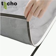 Polyester Mesh and Velcro Tape Insect Screen Window