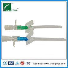 Medical used single use disposable iv cannula