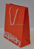 Guaranteed quality proper price handbag shape paper gift bag
