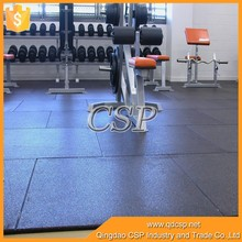 CSP Durable for longtime use rubber flooring for gym dark yellow color