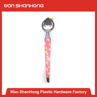 Hot selling Lovely wholesale types eyebrow tweezers