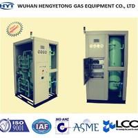 nitrogen equipment high purity nitrogen 98-99.9999%