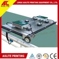 automatic flat screen printing machine