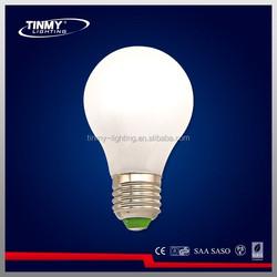 led bulbs led all glass type, led glass bulbs 5W 7W Lower price