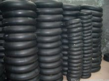 Various types of tube and tire