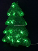 Christmas holiday decoration new design led light outdoor LED 3D acrylic motif light 3d led light