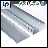 China Hot Sale Outdoor Galvanized Perforated Cable Tray and Accessories (UL,CE,SGS)