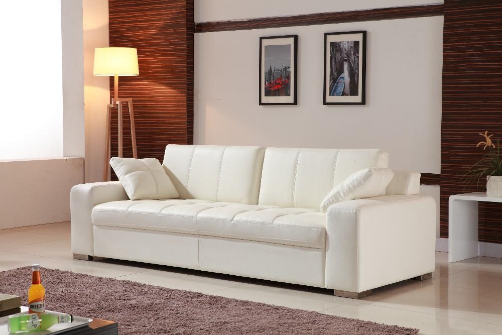 Tv sofá cama sala de estar móveis para casa de madeira branca ...