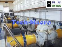 electric motor driven split casing water pumps