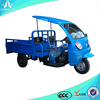 china 300cc semi-closed adult tricycle for sale